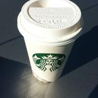 Photo taken at Starbucks by Angela on 9/8/2012