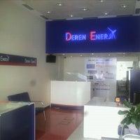 Photo taken at Deren Enerji Strazburg Bayi by mehmet z. on 8/13/2012