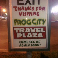 Photo taken at Frog City Travel Plaza by Randy C. on 6/28/2011