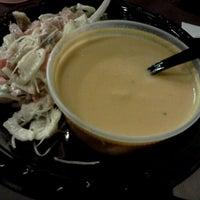 Photo taken at Cafe Med by Sara V. on 9/13/2012