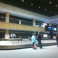 Photo taken at Norfolk International Airport Baggage Claim by John S. on 11/21/2011