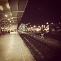 Photo taken at Sisaket Railway Station (SRT2273) by Worakarn C. on 4/24/2012