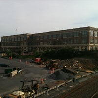 Photo taken at Hershey Press Building by Harry M. on 6/22/2011