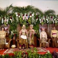 Photo taken at Smesco wedding hall by Ira W. on 11/19/2011