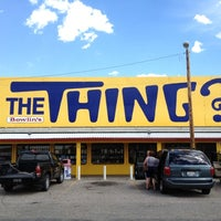 Photo taken at The Thing? by Katy M. on 8/11/2012