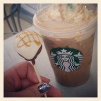 Photo taken at Starbucks by Amanda G. on 9/7/2012