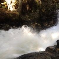 Photo taken at BX Creek Trail (BX Falls) by Charli E. on 5/13/2012