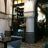 Photo taken at Bacio Café by J.P. on 3/25/2012