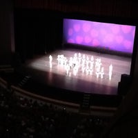 Photo taken at Curtis M. Phillips Center for the Performing Arts by Liz B. on 6/9/2012
