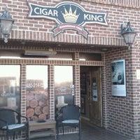 Photo taken at Cigar King by Doug C. on 5/20/2011