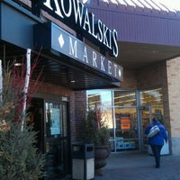 Photo taken at Kowalski's Market by Molly S. on 1/6/2012