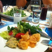 9/5/2012 tarihinde Sait A.ziyaretçi tarafından Balık Pişiricisi Veli Usta'de çekilen fotoğraf