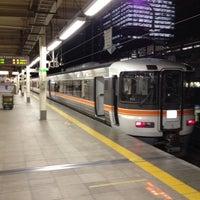 Photo taken at JR 東海道線 東京駅 by bogey27 on 3/11/2012