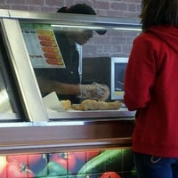 Photo taken at Subway by Bill R. on 10/28/2011