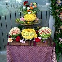 Photo taken at Thai Thani - Papamoa by Candace S. on 3/11/2011