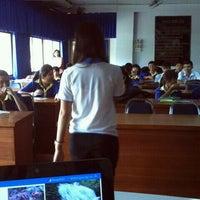 Photo taken at โรงเรียนนวมราชานุสรณ์ จ.นครนายก by PayapYOU on 11/16/2011