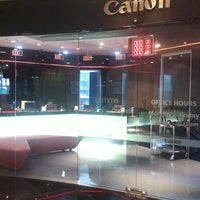 Photo taken at Canon CSP by Yoshi on 7/16/2012