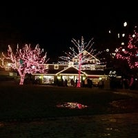 Photo taken at Peddler's Village by Rob S. on 12/23/2011