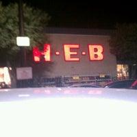 Photo taken at H-E-B by Dwanna A. on 10/19/2011