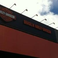 Photo taken at Brasília Harley-Davidson by Daniel G. on 3/22/2012