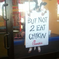 Photo taken at Chick-fil-A Humble by Paul E. on 1/28/2012