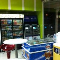 Photo taken at Shell by Rodrigo M. on 4/9/2012