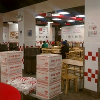 Photo taken at Five Guys by Michael E. on 1/2/2012