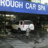Photo taken at Eastwood Hillsborough Car Spa by Travis M. on 9/14/2011