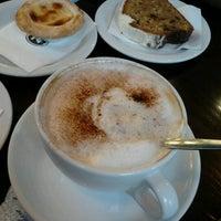 Photo taken at Caffè Nero by Jana P. on 9/3/2012