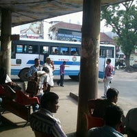 Photo taken at KSRTC Bus Station by Abdul H. on 5/9/2012
