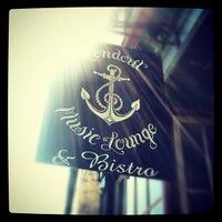 Photo taken at Rondout Music Lounge by Jonas W. on 6/10/2012