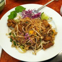 Photo taken at Forest Thai Cuisine by Nazim P. on 7/3/2012