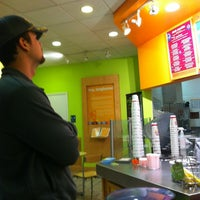 Photo taken at Jamba Juice Guadalupe / Austin by Camilla H. on 7/10/2012