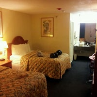 Photo taken at Quality Inn & Suites by Nick Z. on 12/20/2011