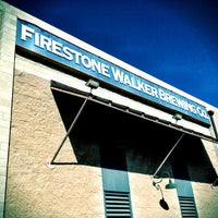 Photo taken at Firestone Walker Brewing Company by Christopher T. on 7/29/2012