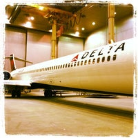 Photo taken at Delta Air Lines by Katie on 11/10/2011