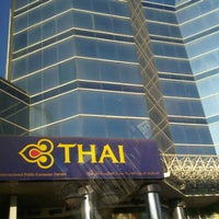 Photo taken at Thai Airways by Suddhabha P. on 1/4/2012