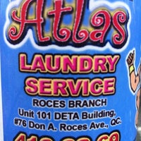 Photo taken at Atlas Laundry Services by 0711 🚹❤🚺 ™. on 12/8/2011