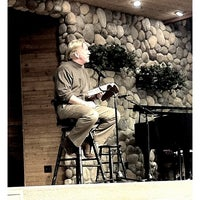 Photo taken at Applegate Christian Fellowship by Matt D. on 2/6/2011