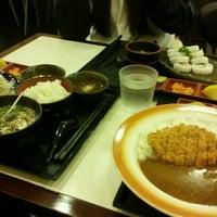 Photo taken at 미소야 (Misoya) by Diane J. on 11/28/2011