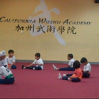 Photo taken at California Wushu Academy by Kevin D. on 12/10/2011
