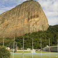 Photo taken at EsEFEx - Escola de Ed. Fisíca do Exército by Guilherme M. on 5/16/2012