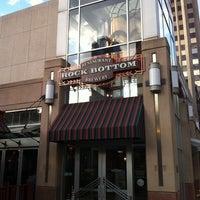Photo taken at Rock Bottom Brewery by Joel K. on 9/27/2011