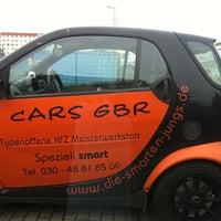 Photo prise au MT Cars GbR - freie smart Werkstatt Berlin par Björn K. le8/15/2011