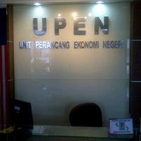 Photo taken at Unit Perancang Ekonomi by Mohamad I. on 1/16/2012