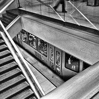 Photo taken at Van Ness MUNI Metro Station by Rosemarie M. on 8/2/2012