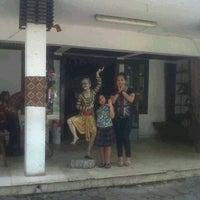 Photo taken at Mbah Jingkrak by Maya C. on 7/7/2012