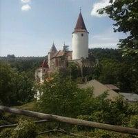 Photo taken at Vyhlídka U Trojice by Miloslav N. on 6/29/2012