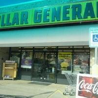Photo taken at Dollar General by Zettica W. on 2/7/2012