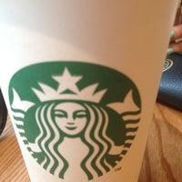 Photo taken at Starbucks by Adam W. on 3/19/2012